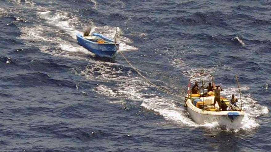 Agentes de ocho países se forman para luchar contra los piratas de la pesca