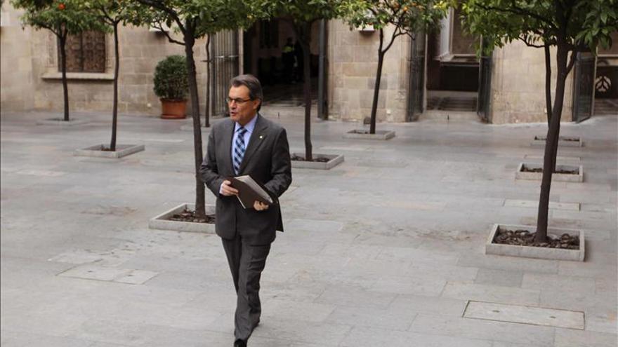 Una juez de Madrid asume una querella de Mas contra El Mundo