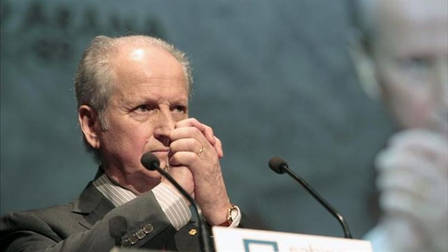 Juan María Atutxa, presidente de la Fundación Sabino Arana.