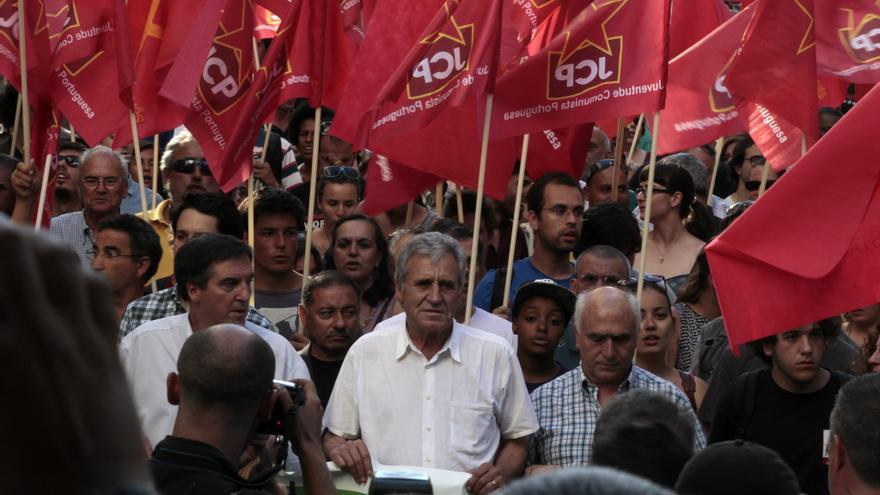 Avante!, la macro fiesta portuguesa que no se doblega ante la Covid