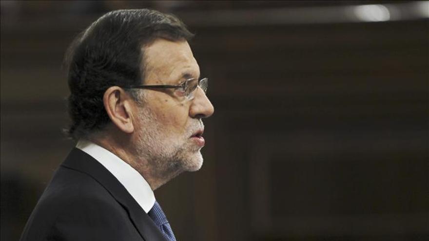 Rajoy expresa su apoyo a las medidas económicas de Valls en Francia