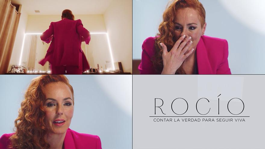 Mediaset sorprende con una serie documental sobre Rocío Carrasco y lanza tráiler antes de estrenarla el domingo