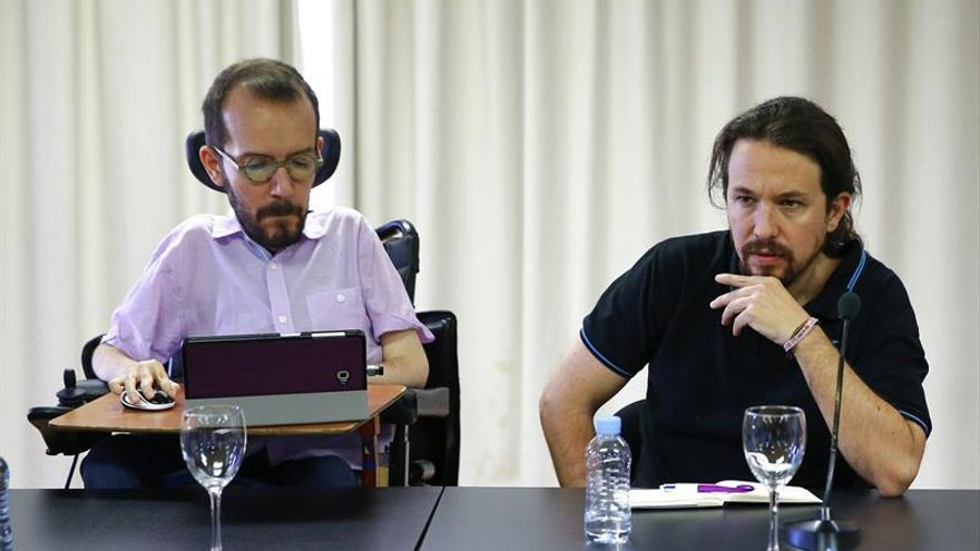 Iglesias avisa de que la declaración de independencia da argumentos a Rajoy