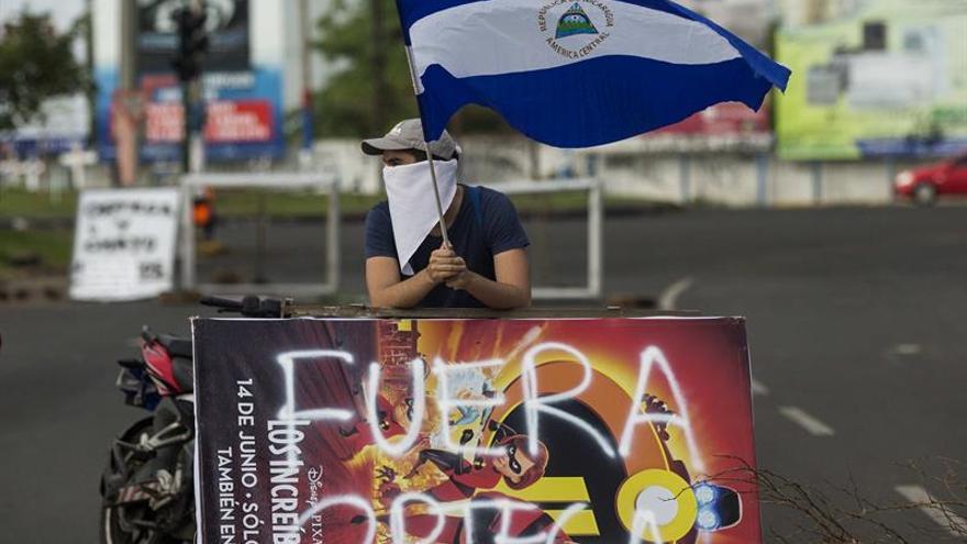 Las muertes en Nicaragua se elevan a 127 y los comerciantes se declaran en rebeldía