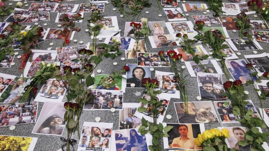 Irán va a enviar las cajas negras del avión derribado a Ucrania