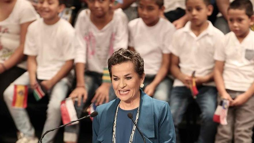 Figueres defenderá su candidatura en Naciones Unidas la próxima semana