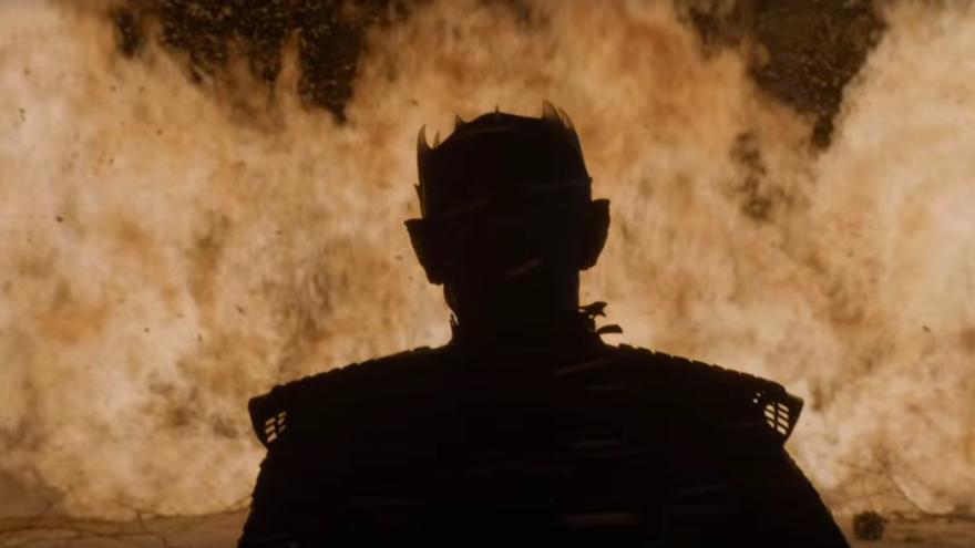 Imagen del último tráiler de la sexta temporada de Juego de tronos.