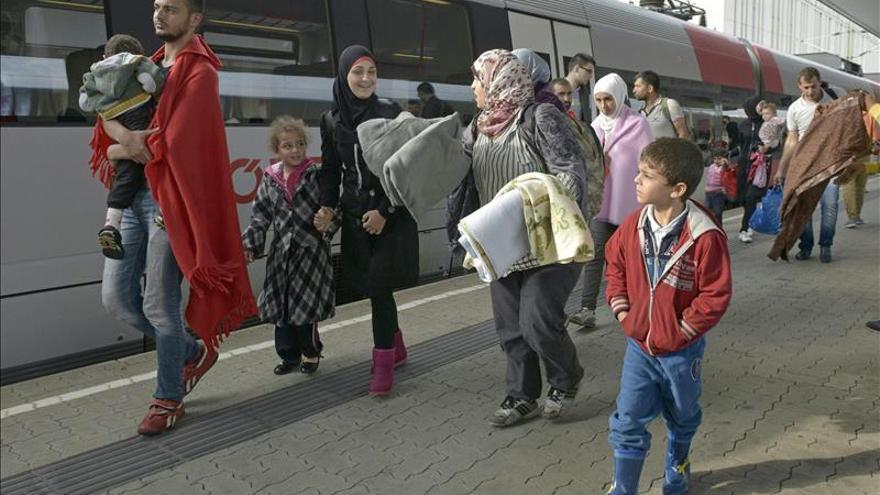 Más de 40 municipios británicos se ofrecen para acoger a refugiados sirios