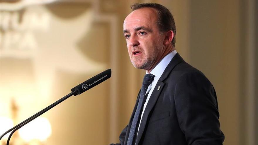 UPN insta al Gobierno central a firmar ya la actualización del Convenio