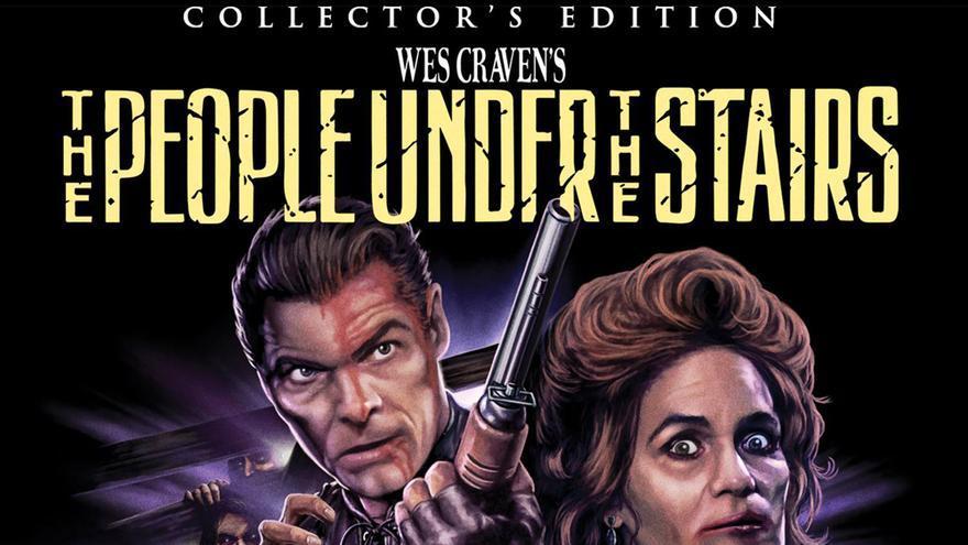 Póster de 'El sótano del miedo'. Universal Pictures.