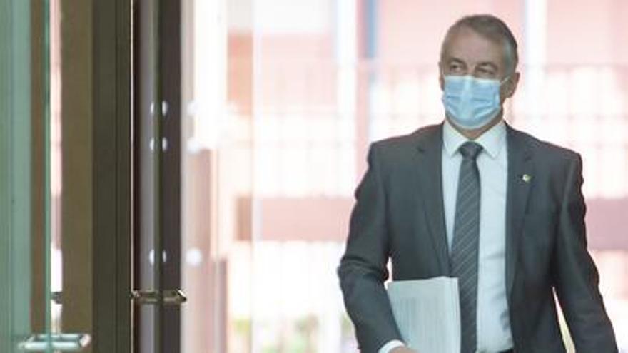 Urkullu y la consejera de Salud critican la paralización judicial de las restricciones en el día con récord de positivos en Euskadi en toda la pandemia