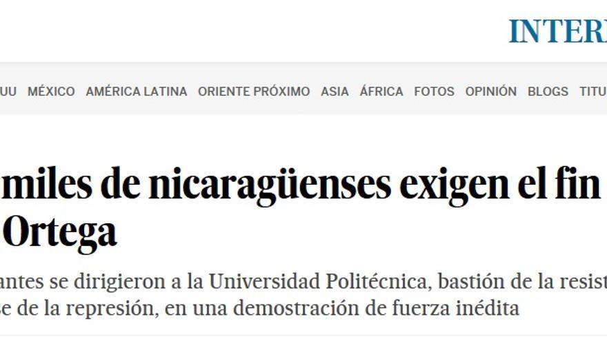 Régimen de Ortega