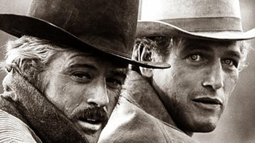 Robert Redford y Paul Newman protagonizaron juntos varias películas míticas