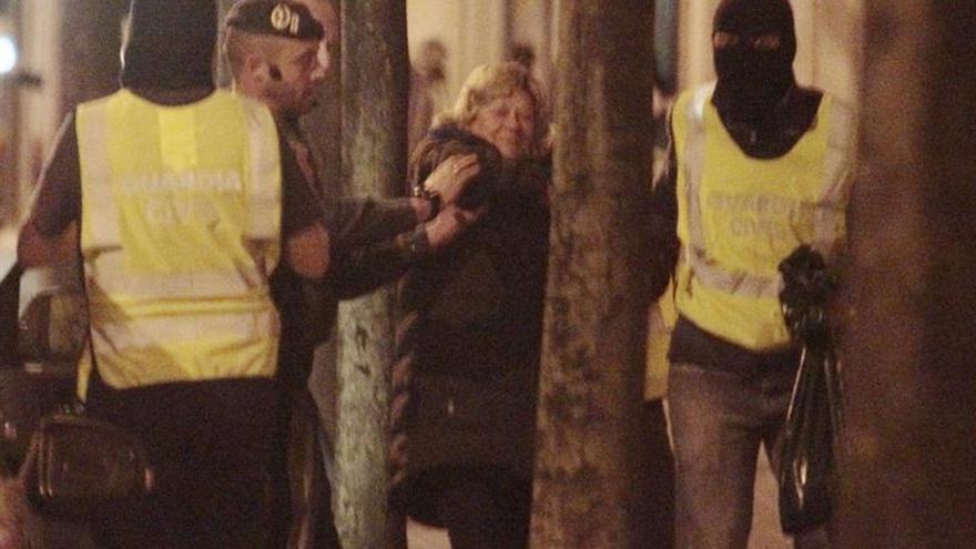 La abogada de ETA Arantza Zulueta saldrá hoy de prisión tras pagar la fianza