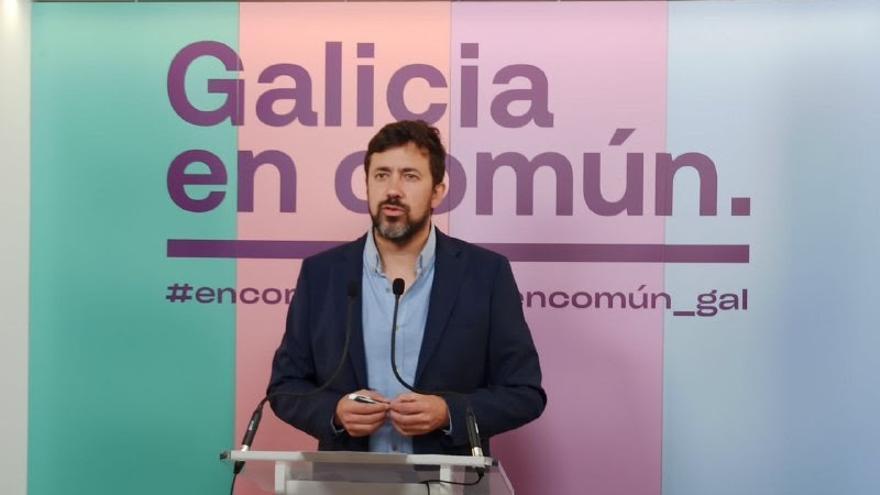 """En Común avanza medidas legales si Feijóo """"pone en riesgo a los gallegos"""" convocando elecciones en julio"""