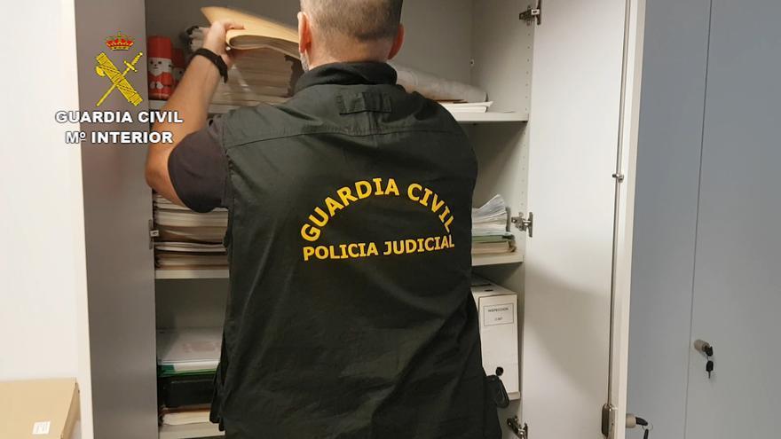 La Unidad Orgánica de Policía Judicial (UOPJ) de la Comandancia de Las Palmas culminó el 28 de marzo la Operación Atino.