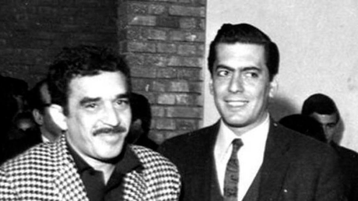 García Márquez y Vargas Llosa.