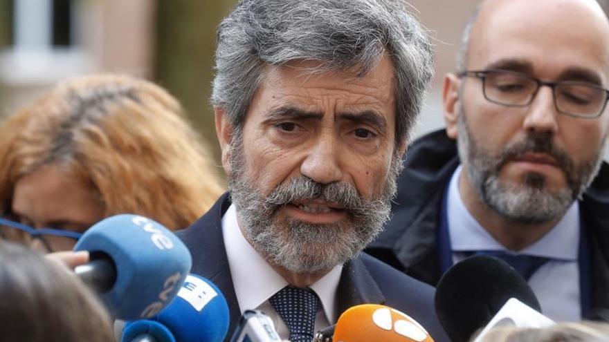El Govern pedirá a la Fiscalía investigar si Lesmes y Díez-Picazo cometieron delito