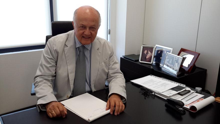 Juan Ignacio de Mesa, presidente de la Real Fundación de Toledo
