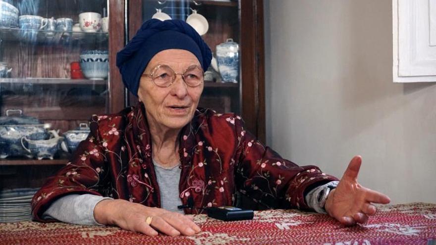 """Emma Bonino: """"Los políticos no han transmitido el milagro europeo"""""""