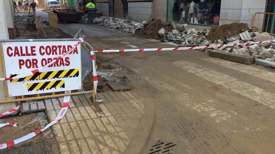 Badajoz reventon tuberia