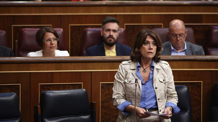 """Delgado afirma que las condiciones de los presos independentistas """"no"""" cambiarán en las cárceles de Cataluña"""