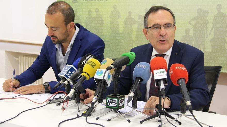 """PSOE-PRC destaca reducción de paro y """"destierro de la crispación"""" como hitos logrados en estos dos años"""