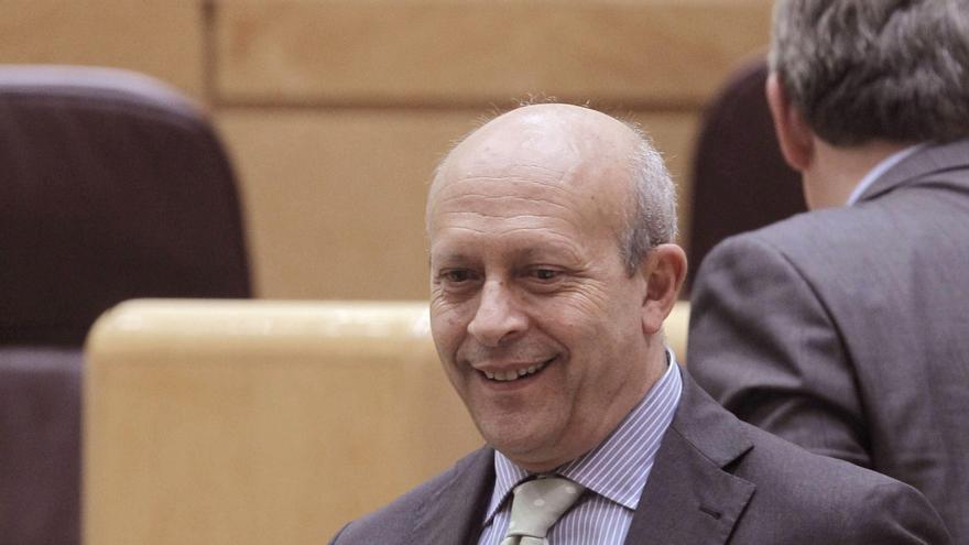 """El ministro de Cultura asegura que el 21 % de IVA se aplica a una """"pequeña parte"""" de los bienes culturales"""