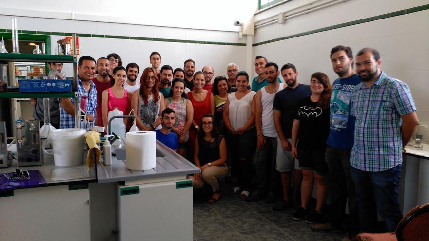 En la imagen, asistentes a los cursos de la Universidad de Verano.