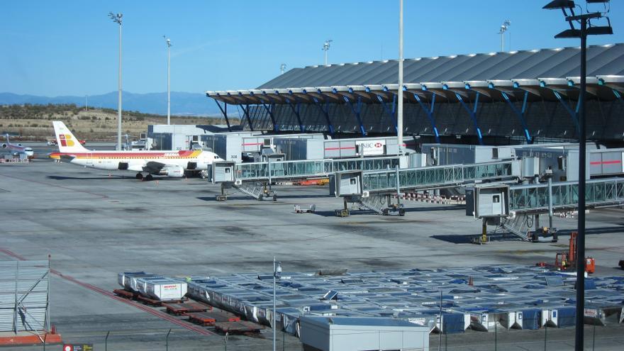 Gestair y Multiservicios Aeroportuarios optan al arrendamiento de las bases fijas de Madrid-Barajas