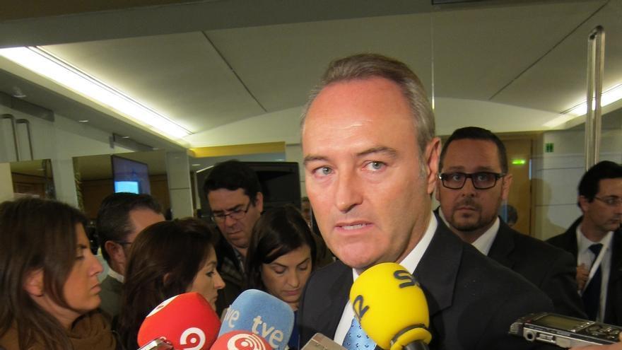 """Fabra defiende que el PP ha trabajado """"dentro de la honorabilidad y las reglas del juego de la democracia"""""""