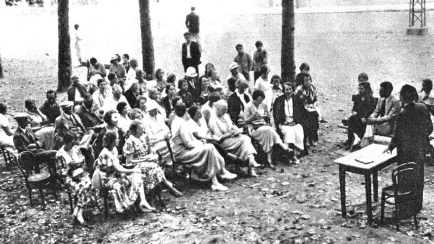 La II República y la modernización educativa: la creación de la Universidad Internacional de Verano de Santander