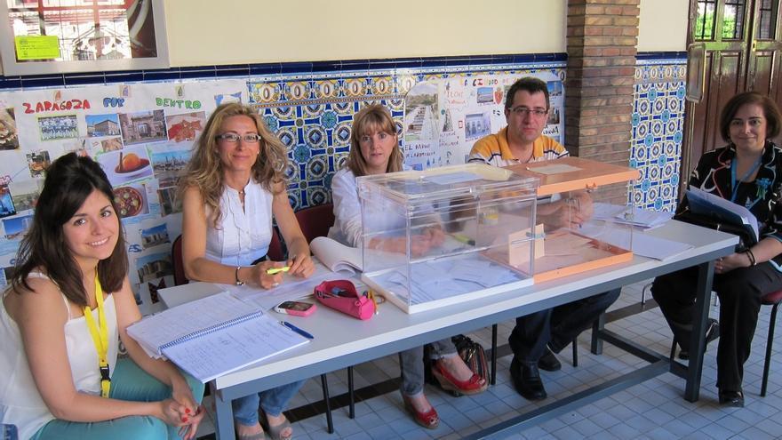 Más de 170.000 ciudadanos atenderán mañana las mesas electorales, labor por la que cobrarán 62,61 euros