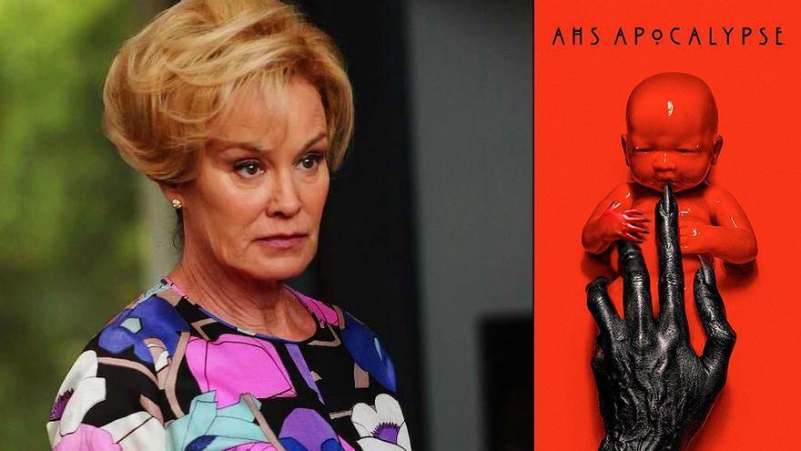 American Horror Story anuncia el regreso de Jessica Lange