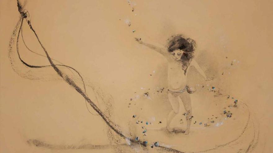 Portada del cuento 'Luz, la niña chamán', que será presentado esta tarde en Madrid. Foto: LeguaEditorial