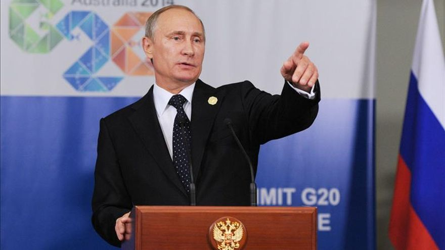 Antes de irse del G20, Putin advierte de que las sanciones dañan a todos