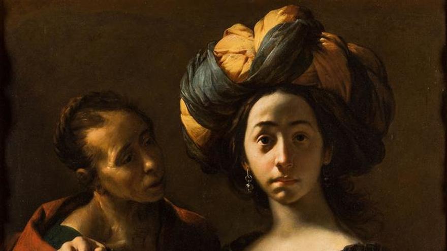 """Una exposición muestra cómo veían a las mujeres """"peligrosas"""" en los siglos XVI y XVII"""