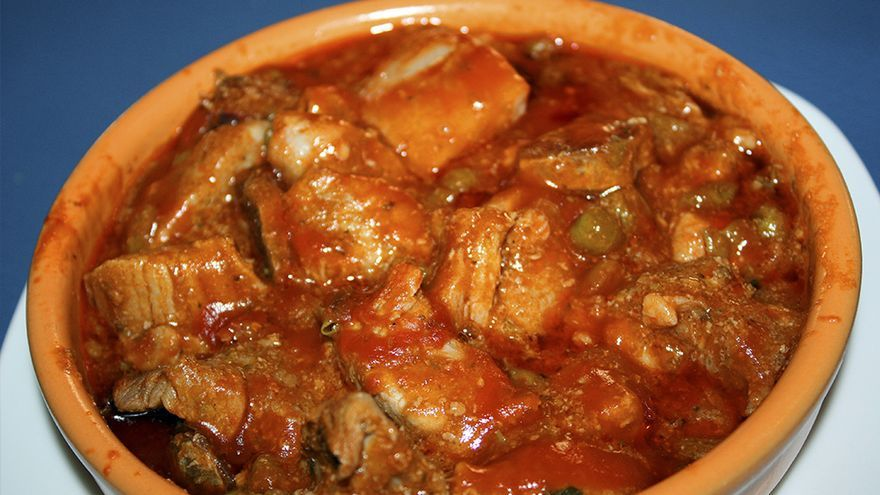 Carcamusas toledanas, uno de los platos típicos de esta provincia