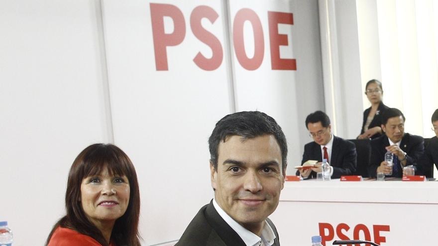 """Navarro destaca que la consulta del PSOE ha permitido """"participar"""" a la militancia y ve """"muy satisfactorio"""" el resultado"""