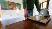 Sólo el 35% de los alojamientos turísticos de Euskadi abrió en mayo y sumaron cerca de 43.000 pernoctaciones