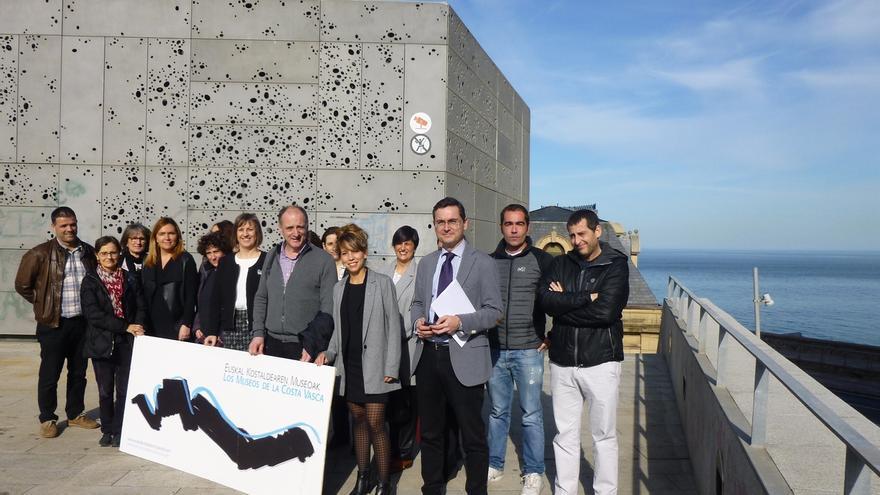 La red de Museos de la Costa Vasca programa en marzo más de 70 actividades bajo el título 'Un mar de recursos'