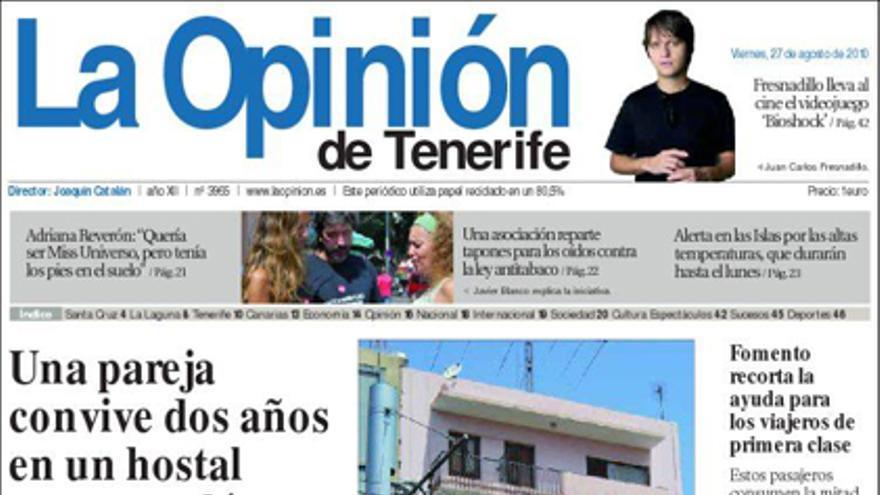 De las portadas del día (27/10/2010) #10