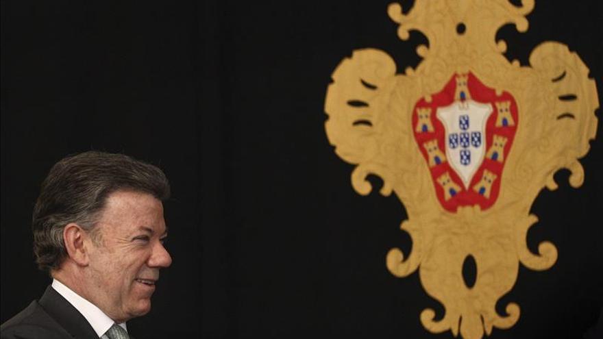 A Santos le gustaría que coincidiera el acceso a la OCDE con acuerdo de paz