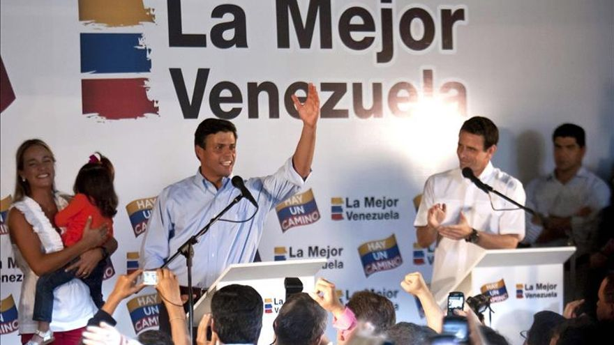 López pide apoyo internacional en una carta publicada en The New York Times