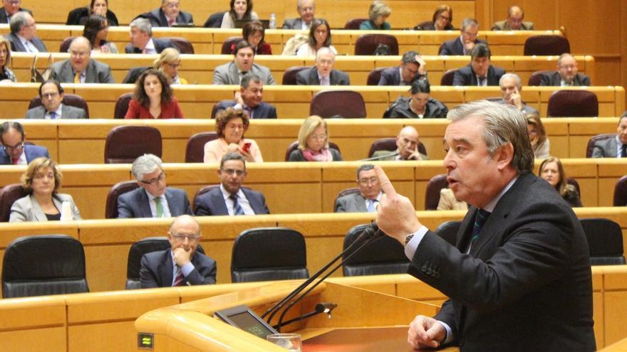 El Senado aprueba esta semana la comisión sobre financiación de partidos que quiere el PP, que no pone de momento plazos