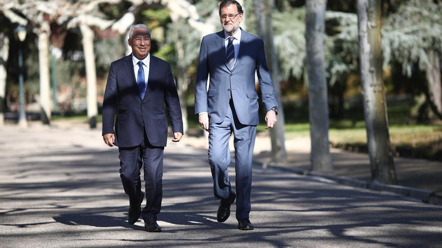 Rajoy participará en cumbre euromediterránea en enero en Lisboa y celebrará en primavera la reunión anual con Portugal
