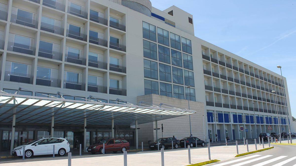 Hospital de la Ribera a Alzira.