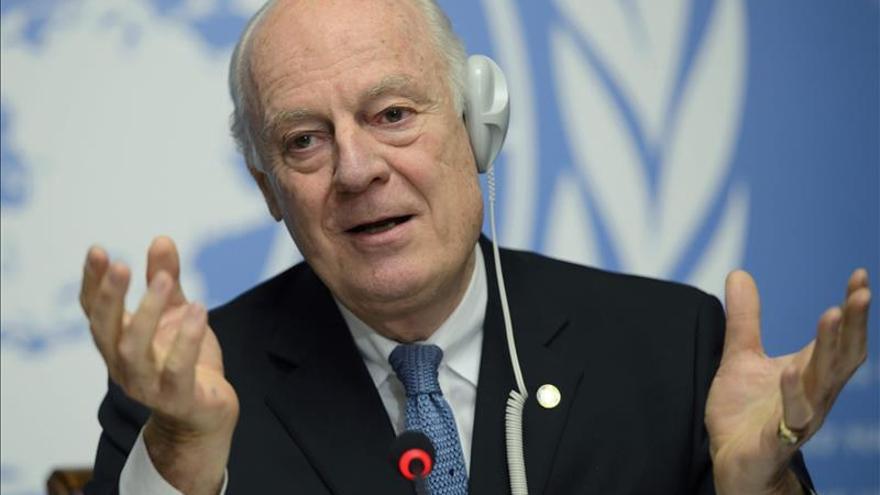 La ONU confía en que la oposición siria se una para avanzar hacia la paz