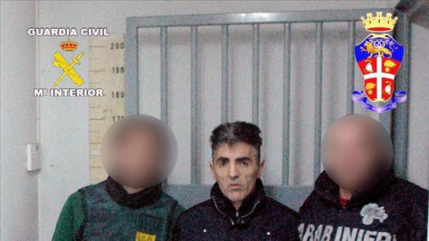 Arrestado en Málaga Vittorio Maglione, miembro de la Camorra Napolitana