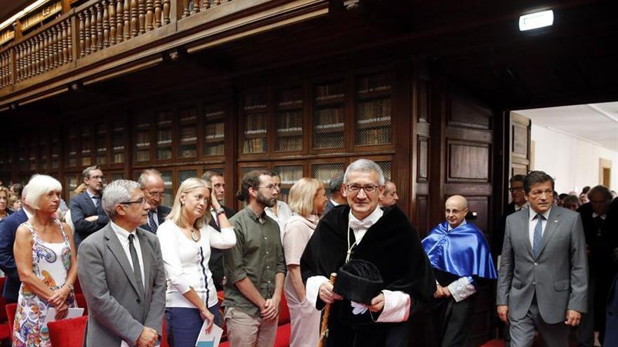"""Presidente asturiano alerta del """"riesgo evidente"""" de unas terceras elecciones"""